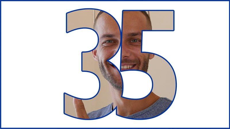 Sajmir: 35 stories