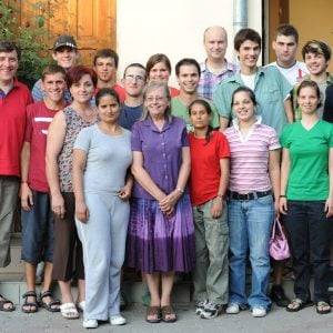 House of Hope children in Romania, now independent adults