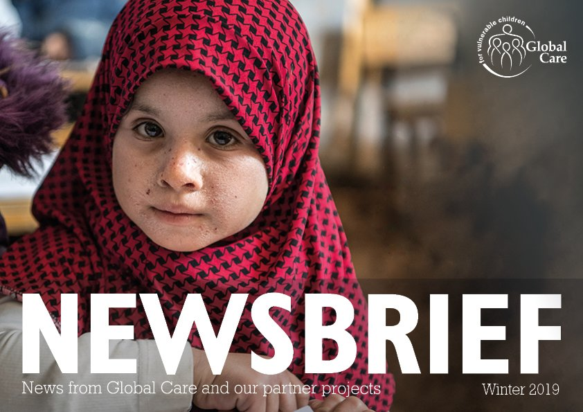Global Care Newsbrief Winter 2019 Cover