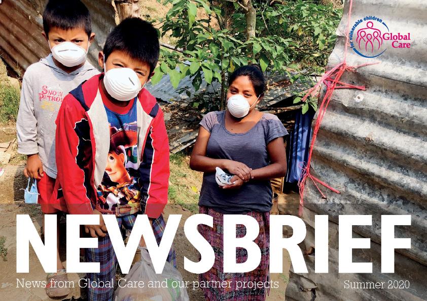 Newsbrief Magazine Summer 2020 cover