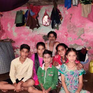 Arun & Lakya's family
