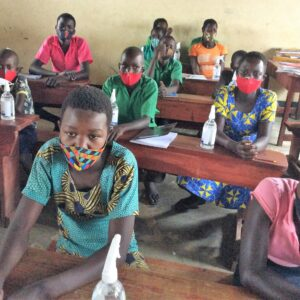 Uganda children back at school after Covid