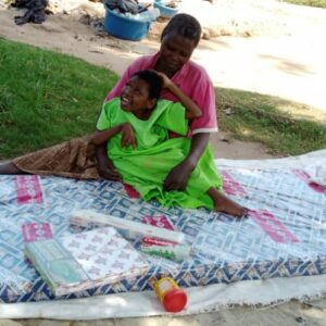 providing a mattress and other resources to a child with disabilities