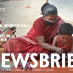 Global Care-Newsbrief Summer 2021 Front Cover